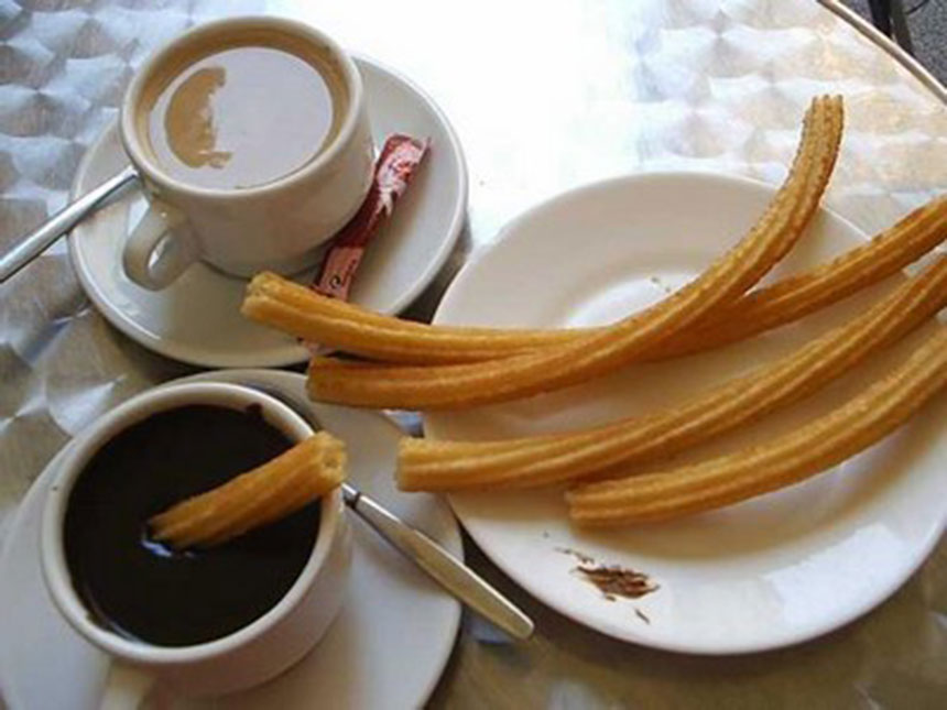 Churros faciles