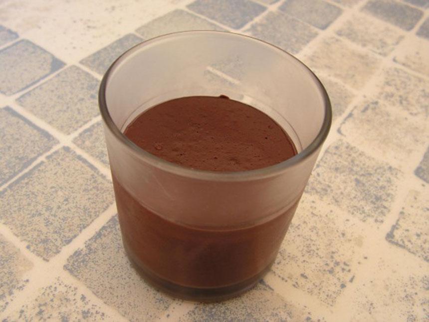 Recette cr me dessert au chocolat maison - Creme au chocolat maison ...