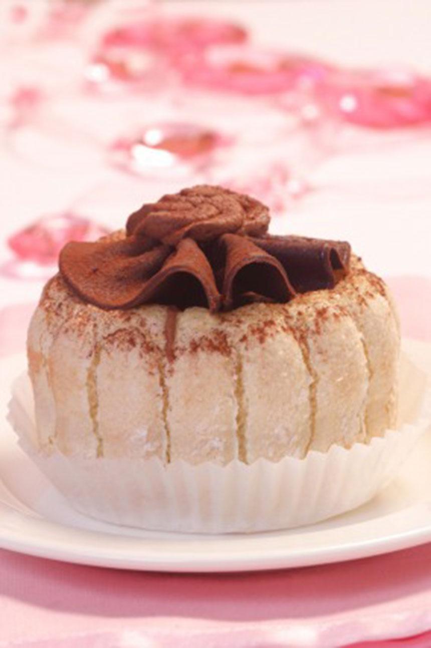 Recette ma charlotte au chocolat simplissime - Recette charlotte au chocolat ...